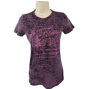 Kenny Chesney 2012 concert T-shirt burnout Sz M